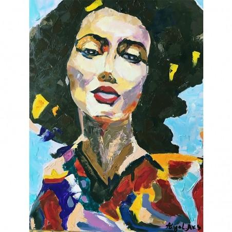 Windy - Ветер - Angelina - 50x60 cm