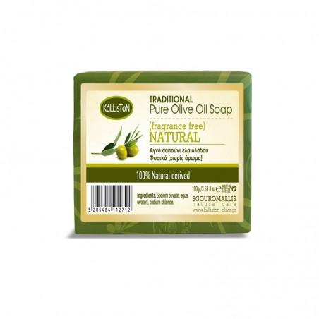 Натуральное мыло - 100 гр - Kalliston