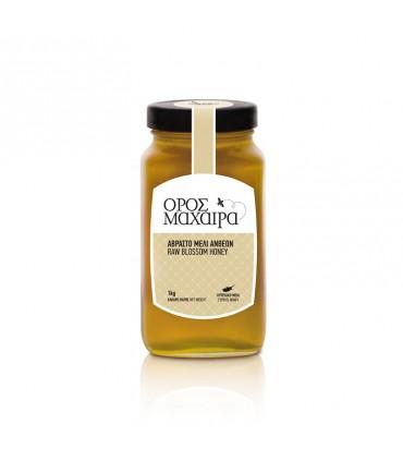сырой мед в цвету, 1000г