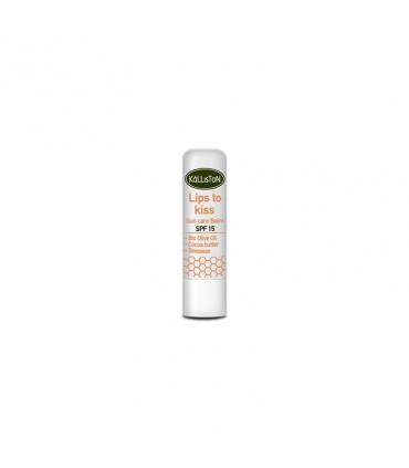 Kalliston солнцезащитный бальзам с маслом какао spf15